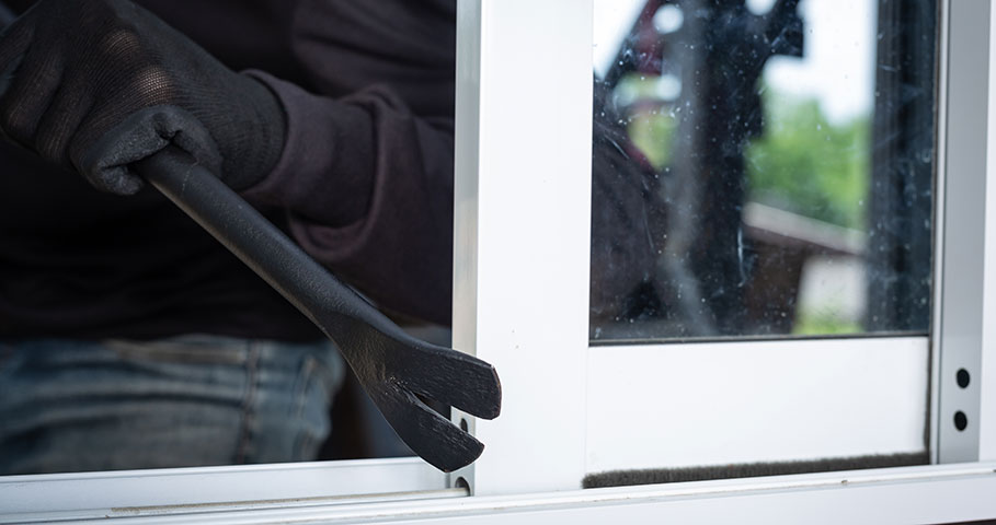 Ger inbrottslarm en minskad risk för inbrott eller inte?